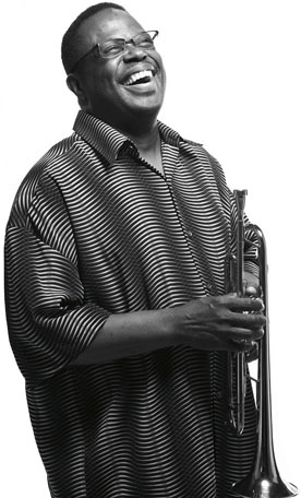 Orbert Davis, Artistic Director for Chicago Jazz Philharmonic