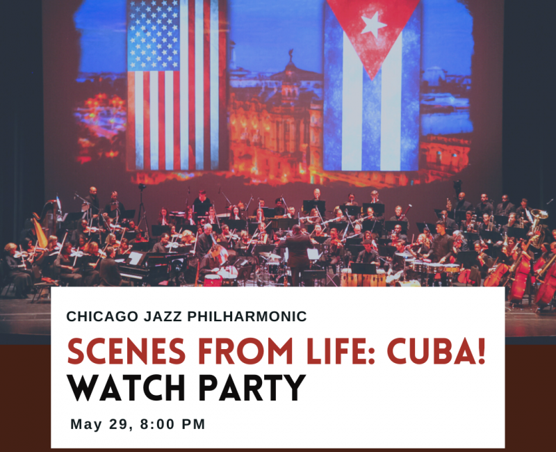 Havana Blue - Facebook Watch Party