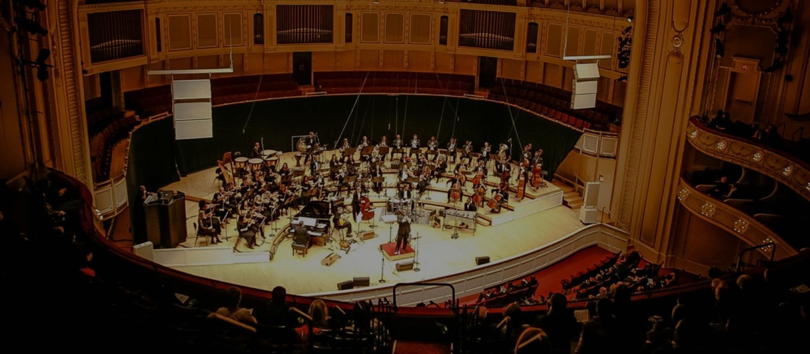 America's definitive 'third stream' orchestra combining jazz and classical music.