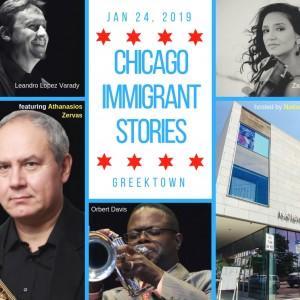 Chicago Immigrant Stories: Greektown