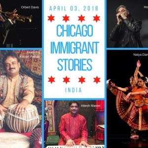 Chicago Immigrant Stories: India
