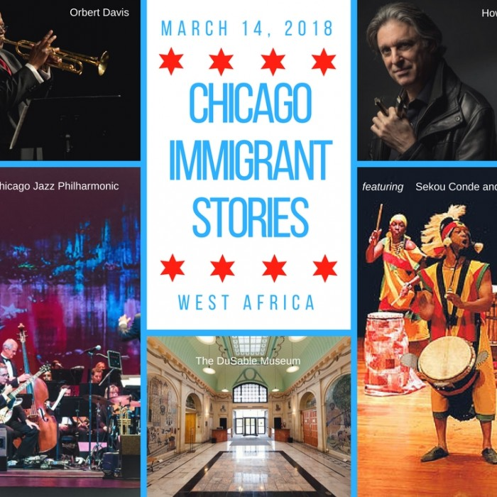 Chicago Immigrant Stories: West Africa